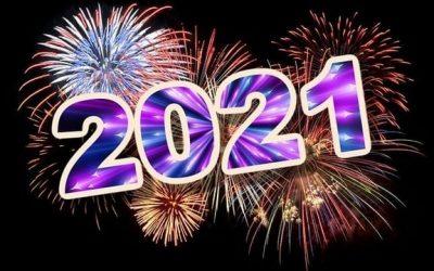 Bilan 2020 et objectifs 2021!